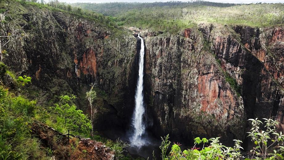 Wallaman Falls - Australien