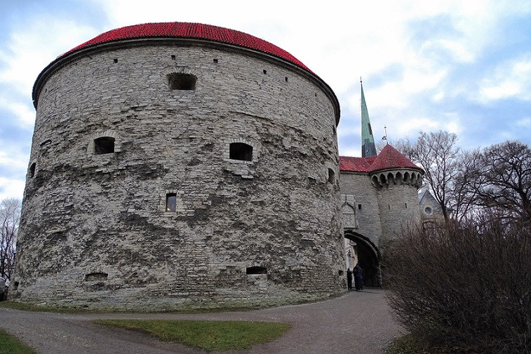 Dicke Margarethe - Tallinn