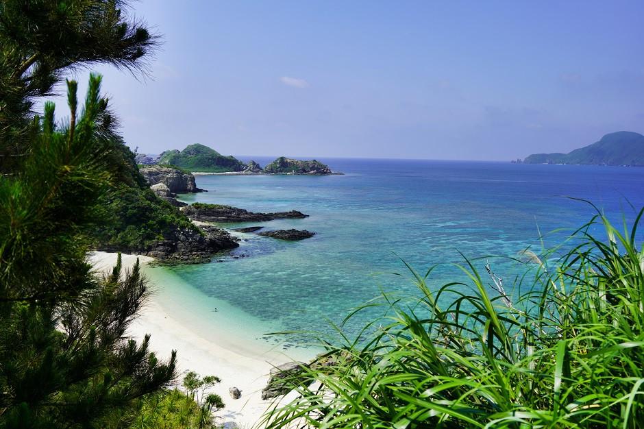 Schnorchelspot auf Aka Island