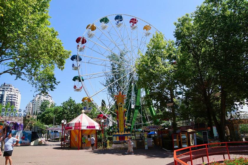 Park Riviera - Sotschi