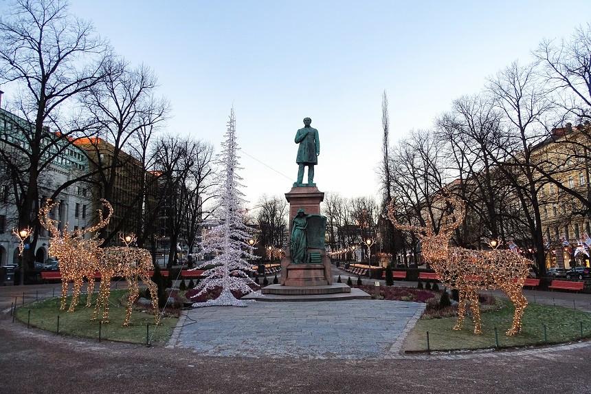 Esplanadi Park - Helsinki