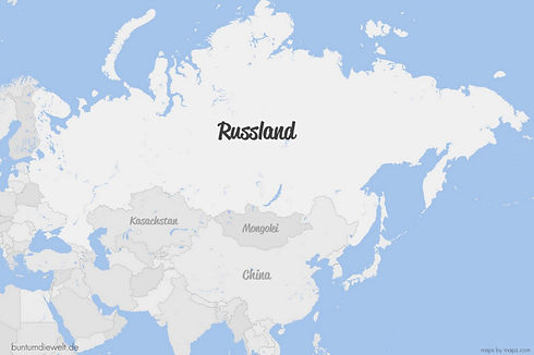 Russland Landkarte Map.jpg