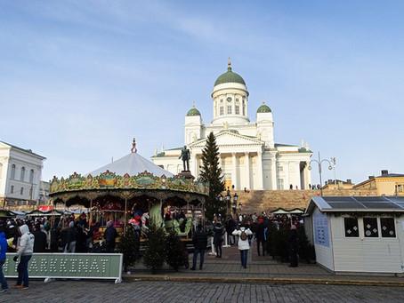 Reisebericht Helsinki: Sightseeing im Dezember