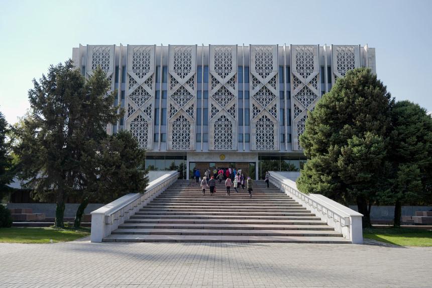 Nationalhistorisches Museum von Usbekistan