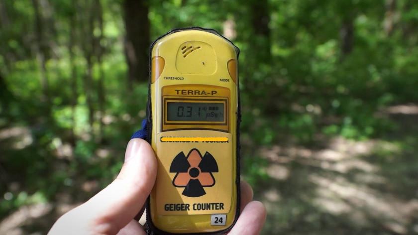 Geigerzähler - Tschernobyl