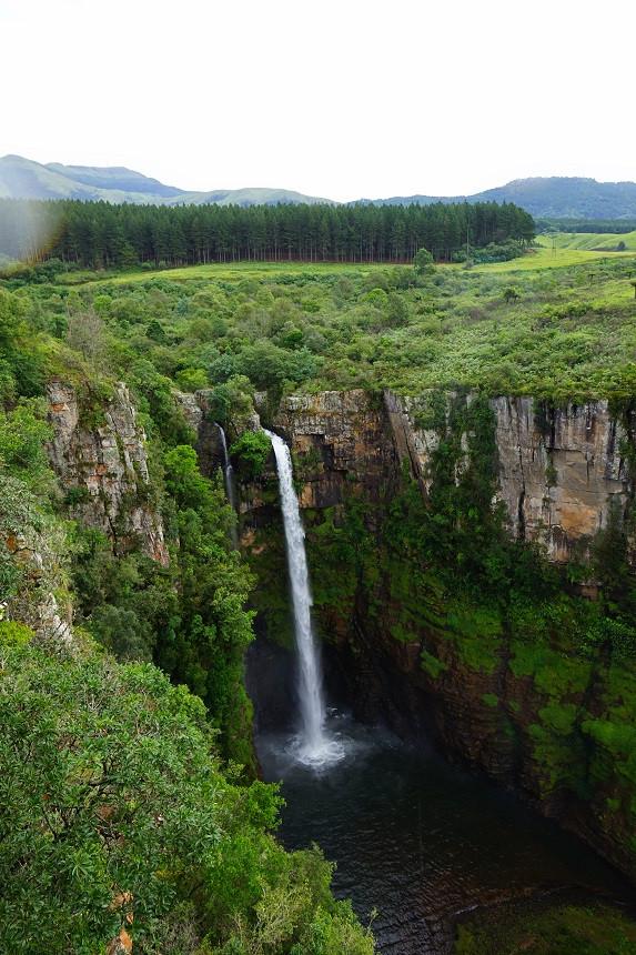 Mac Mac Falls - Panorama Route
