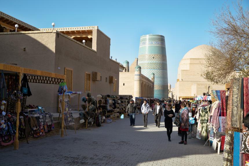 Itchan Kala - Das historische Zentrum Khivas