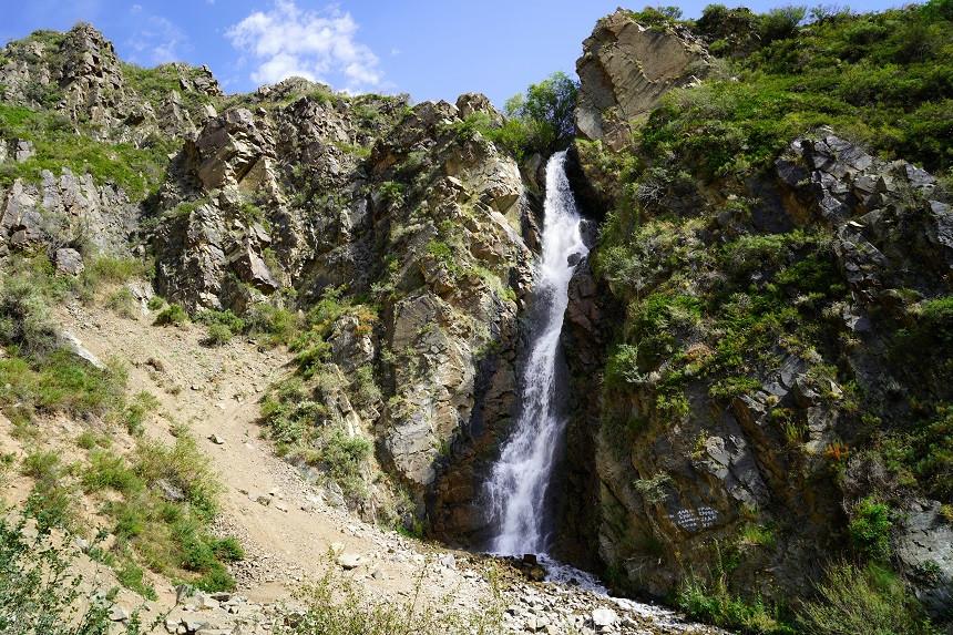 Bärenwasserfall - Turgen Gorge - Turgen Schlucht - Kasachstan