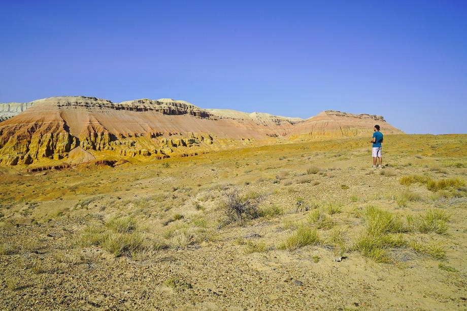 Altyn Emel Nationalpark - Kasachstan