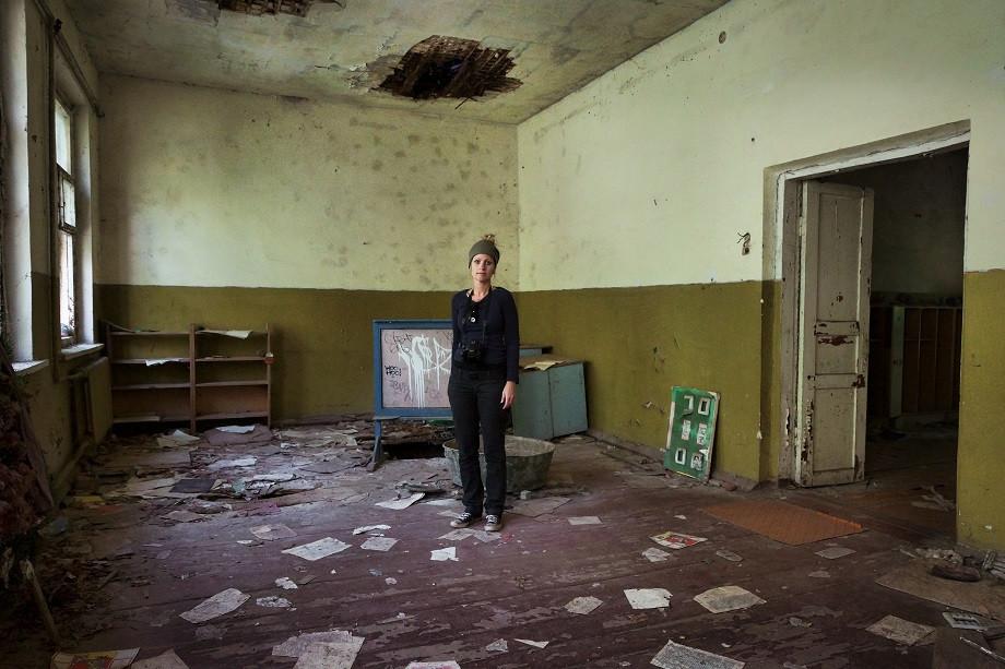 Kati im Kindergarten tschernobyl