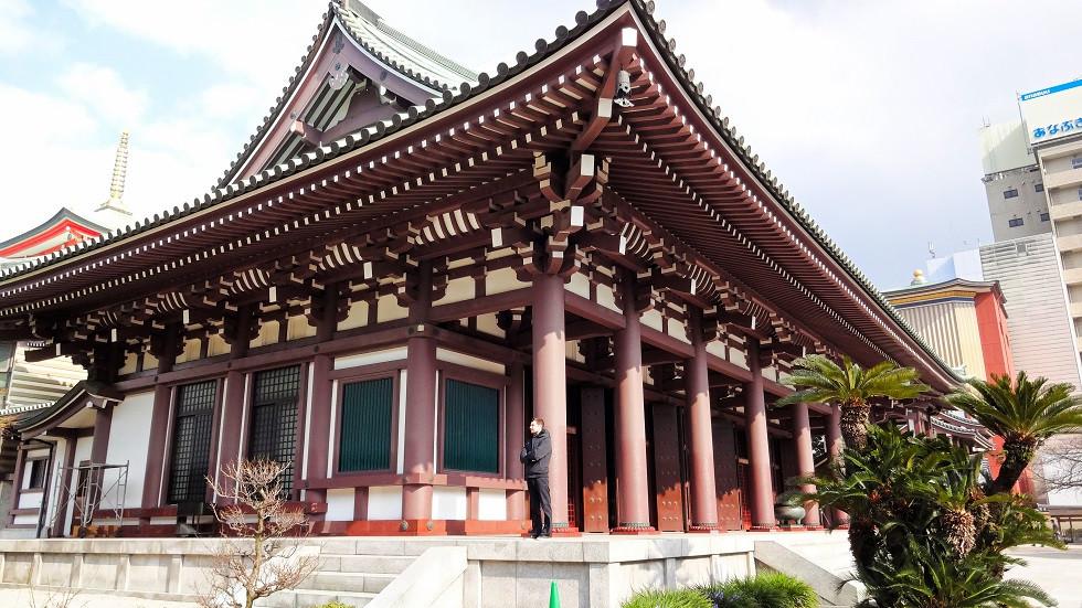 Tocho-jo Tempel Fukuoka