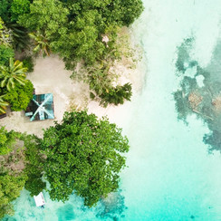 Palau Reisekosten - Palau Lagune klein
