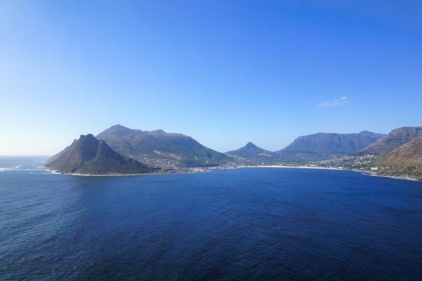 Ausblick auf Hout Bay vom Picknick Platz - Kapstadt