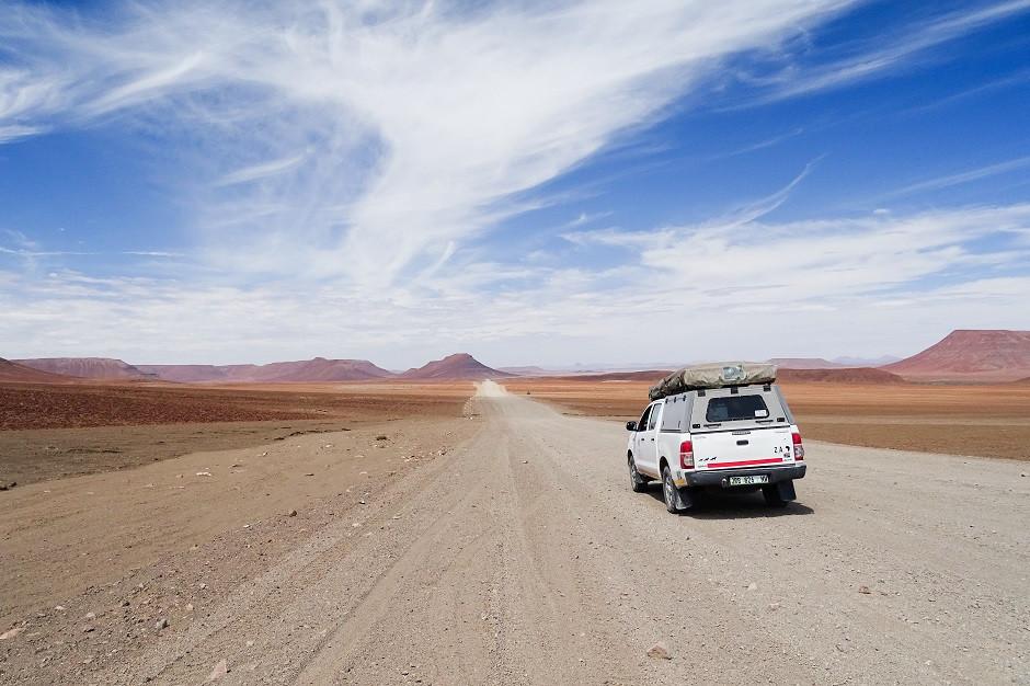 Skeleton Coast Namibia - Mitten im Nirgendwo