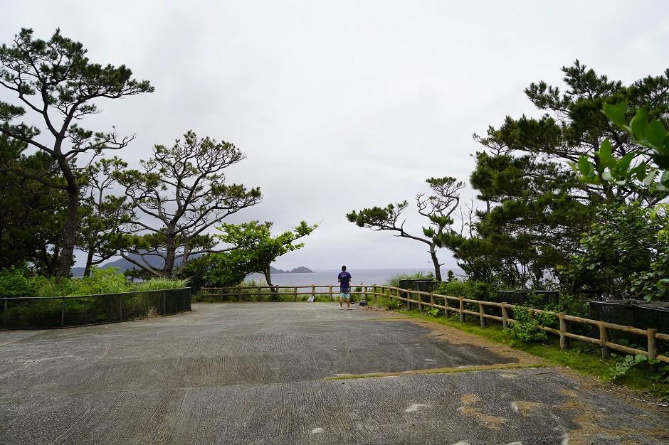 Amagusuku Aussichtspunkt