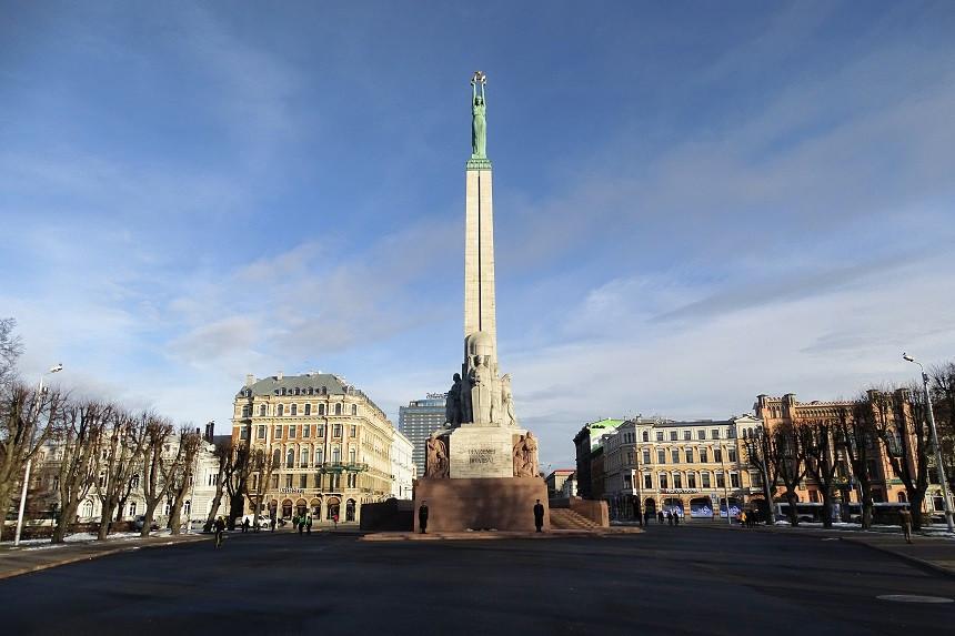Freiheitsdenkmal - Riga
