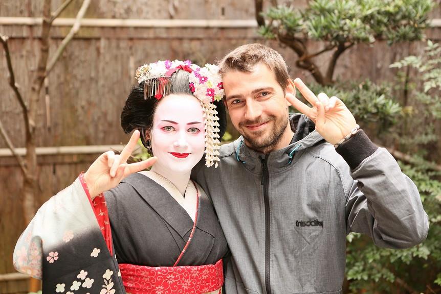 Maiko Makeover Kyoto