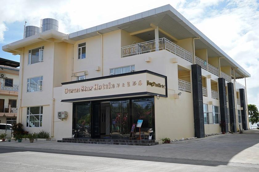 Ocean Star Hotel auf Palau