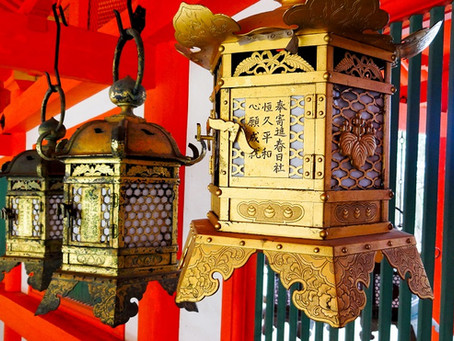 Nara: Freilebende Rehe und uralte Tempel im Nara Park