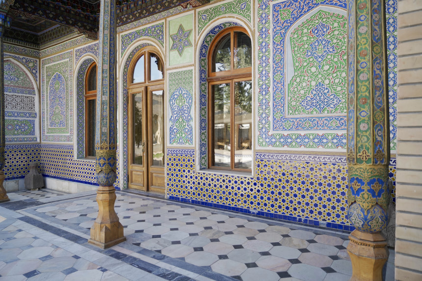Museum der angewandten Kunst in Taschkent