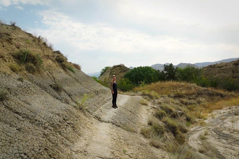 Wandern im Waschlowani Nationalpark
