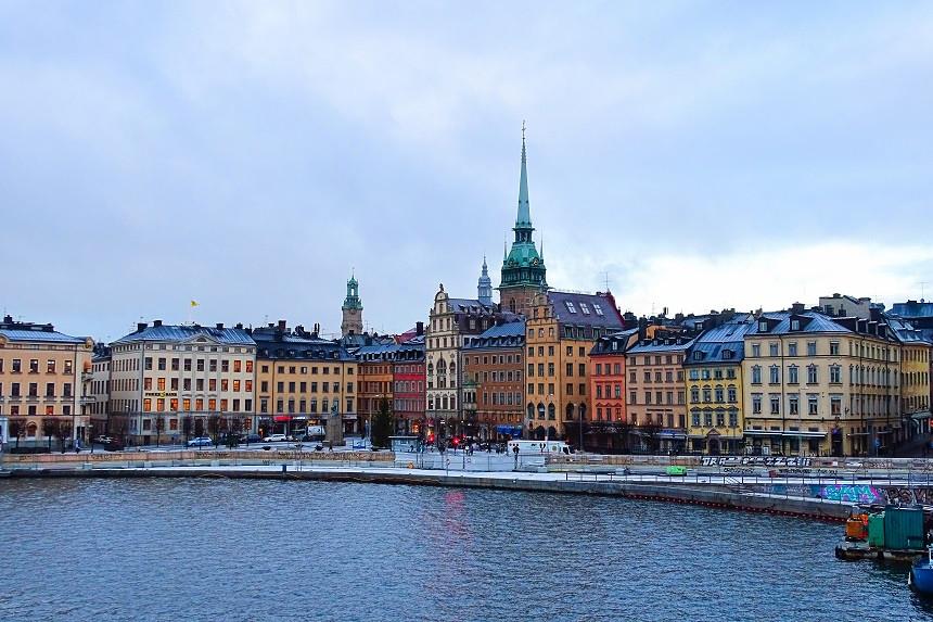Aufwiedersehen Stockholm