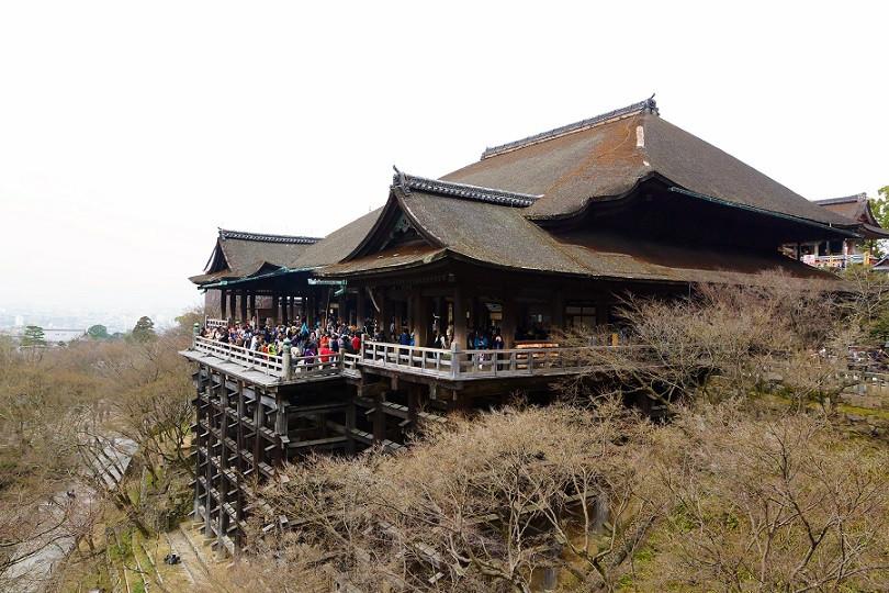 Hondo Tempel - Kyoto