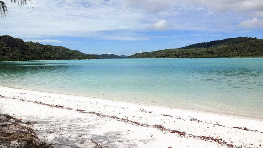 Whitehaven Beach - Australien