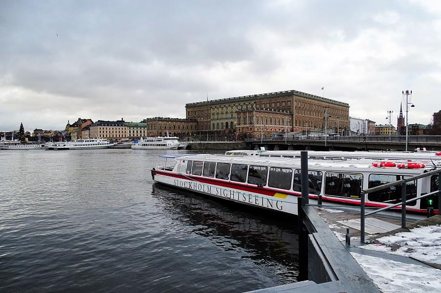 Kanaltour Stockholm