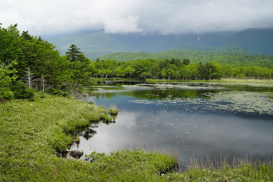 Blick auf den Ichiko See