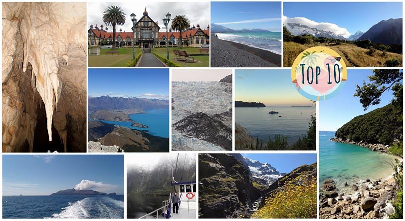 Top 10 Neuseeland
