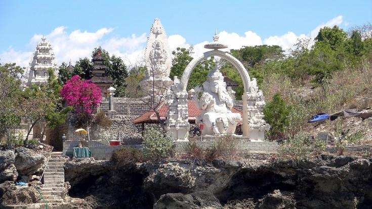 Hindu Tempel - Menjangan