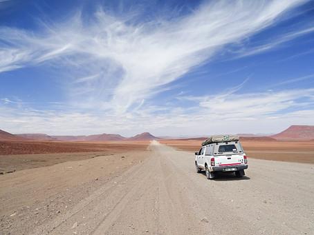 Namibia Selbstfahrer: Tipps für deinen Roadtrip
