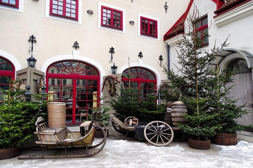 Riga zur Weihnachtszeit