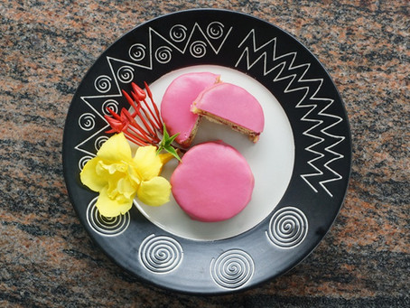 Mauritische Neapolitaner Rezept: Mauritius' süßes Gebäck