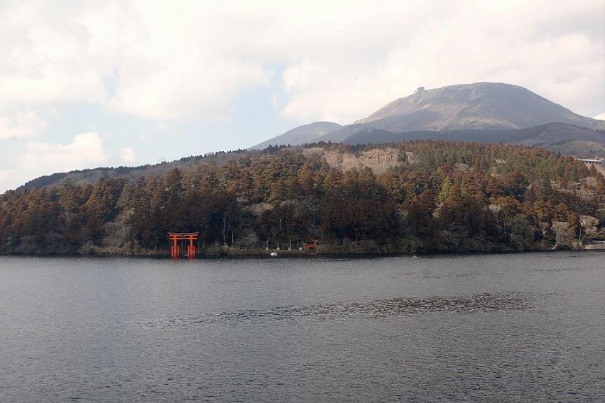 Schrein in Hakone-machi