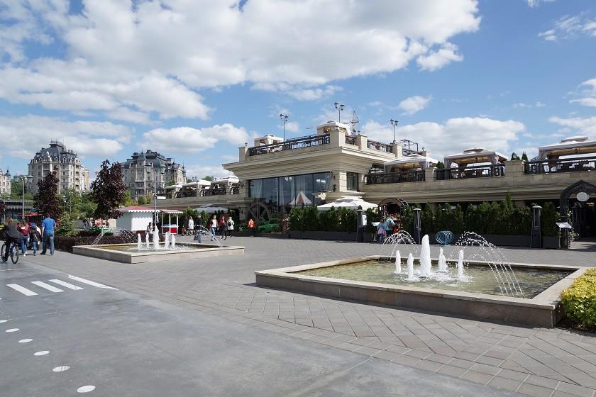 Uferpromenade - Kasan