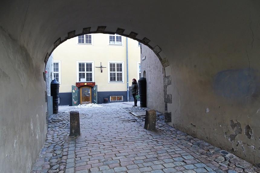 Schwedisches Tor - Riga