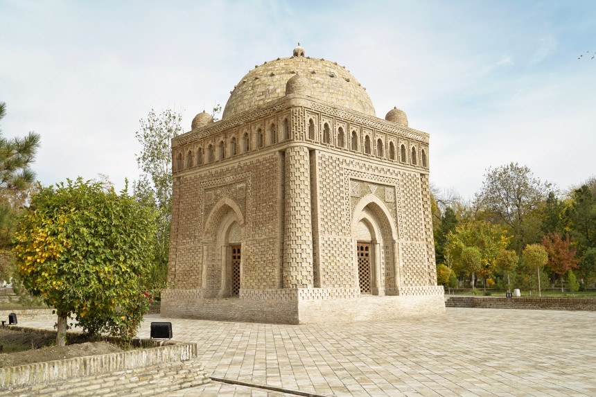 Samaniden Mausoleum in Buchara