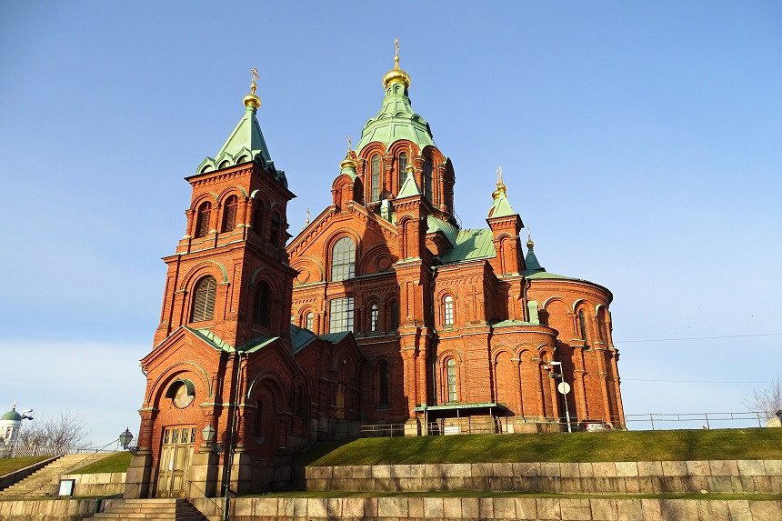 Uspenski Kathedrale - Helsinki