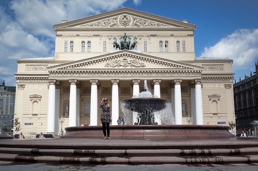 Bolschoi Theater - Moskau