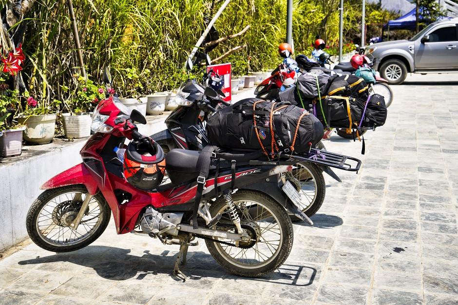 Unsere Honda Blade Motorräder
