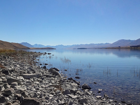 Lake Tekapo: Pferdetrekking und ein Helikopterflug entlang des Mount Cook