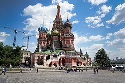 Reisekosten Russland - Kirche in Moskau