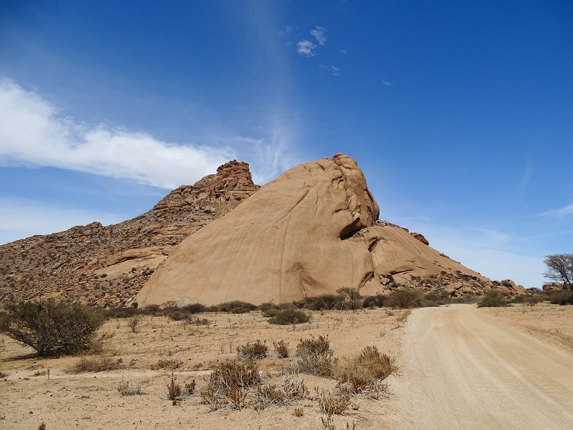 Rund um die SPitzkoppe - Namibia