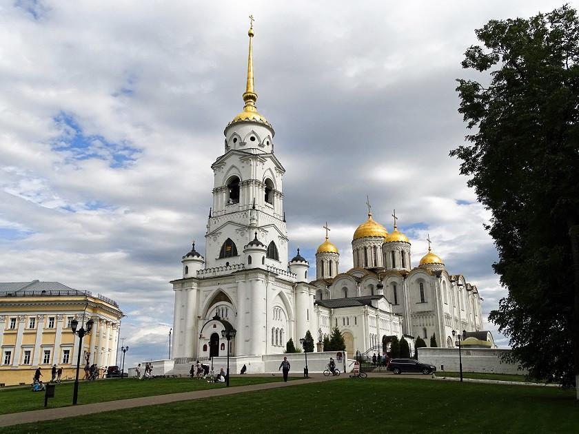 Mariä -Himmelfahrts-Kathedrale - Goldener Ring