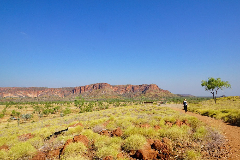 Kungkalanayi Lookout - Purnululu Nationalpark