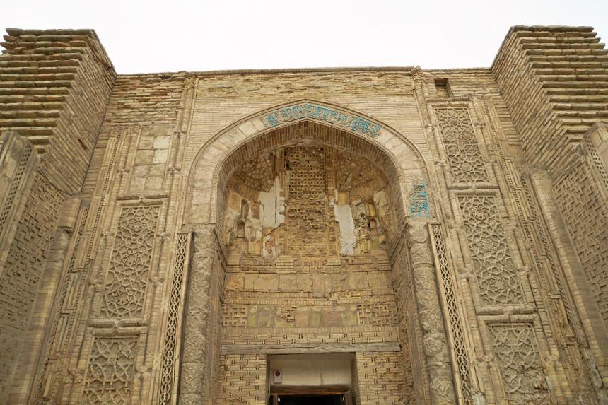 Wand der Mechet Magak Attari