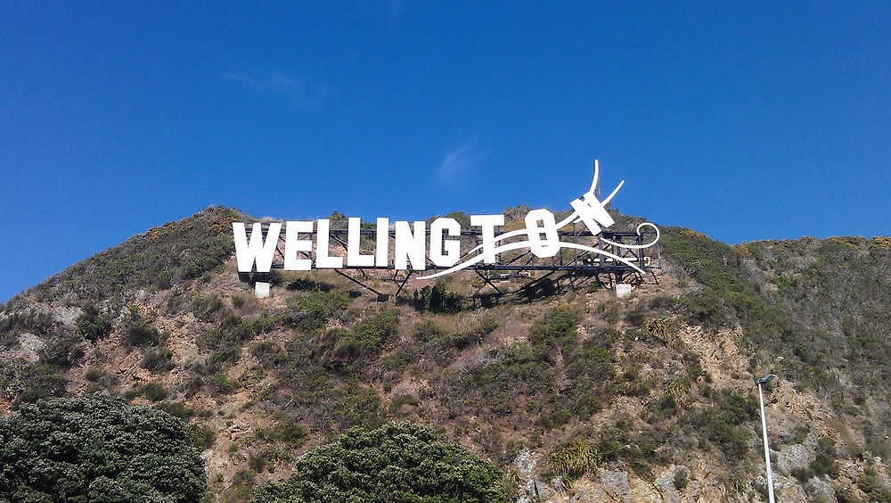 Wellington Sign