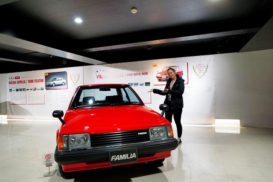Mazda Museum - Hiroshima